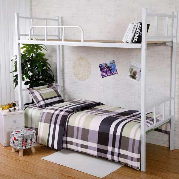 Lựa chọn chăn ga gối đệm giường tầng