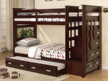 Nên chọn loại đệm nào cho giường tầng ?