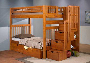 3++ Lưu ý các mẹ nên biết khi MUA chăn ga gối đệm giường tầng