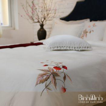 Những chất liệu ga giường khách sạn phổ biến hiện nay