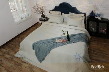 Những ưu điểm của ga giường cotton 100% Mà Bạn nên biết