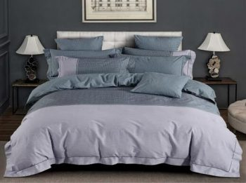 Những tips nhỏ để chọn chăn ga giường màu xám đẹp