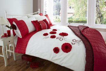 Những mẫu ga giường cưới mùa thu nhẹ nhàng, tinh tế 2021